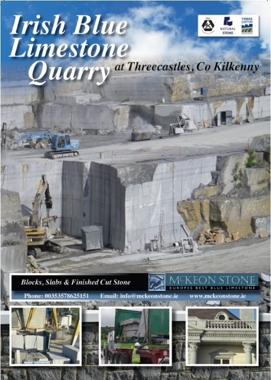 June 2010 – Report on Irish Stone Business