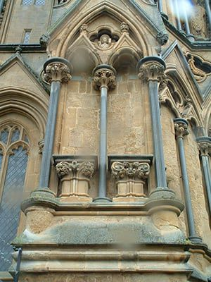 Wells Cathedral – Enduring through the Ages with Kilkenny Blue Limestone