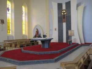 01 Church Stonework - Allenwood