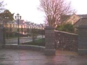 03 Limestone Entrance in Oranmore , Co Galway
