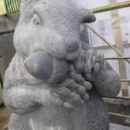 05 Squirrel Quarrel - Irish cut limestone in Co Cork