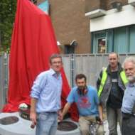 05 Unveiling of Richard Harris statue in Limerick city centre