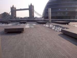 06 GLA building beside Tower Bridge in London