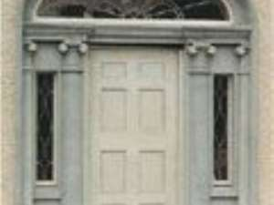 10 Georgian Doorway