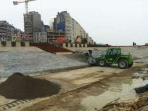 18 Ostend Seawall Defense