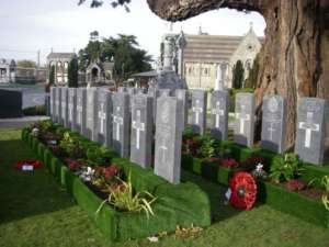 21 Commemoration in Glasnevin Cemetery