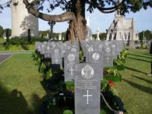 22 Commemoration in Glasnevin Cemetery