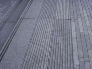 27 Non Slip Steps - Serations on Steps
