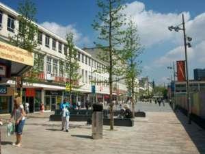 41 Dark Honed benches - Sheffield