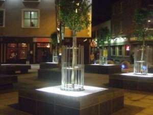 42 Stone Street Dublin by night