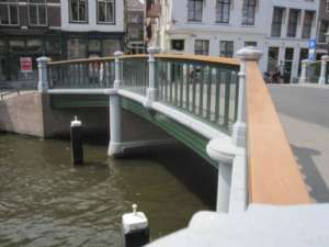 56 Bridge Restoration in Holland
