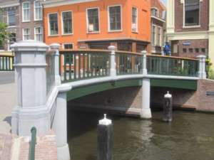 58 Bridge Restoration in Holland