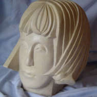 Girl - Tadcaster Stone - 2004