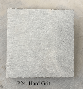 P24 Hard Grit