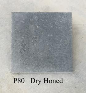 P80 dry honed