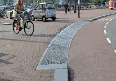 Amsterdam Street Kerbing