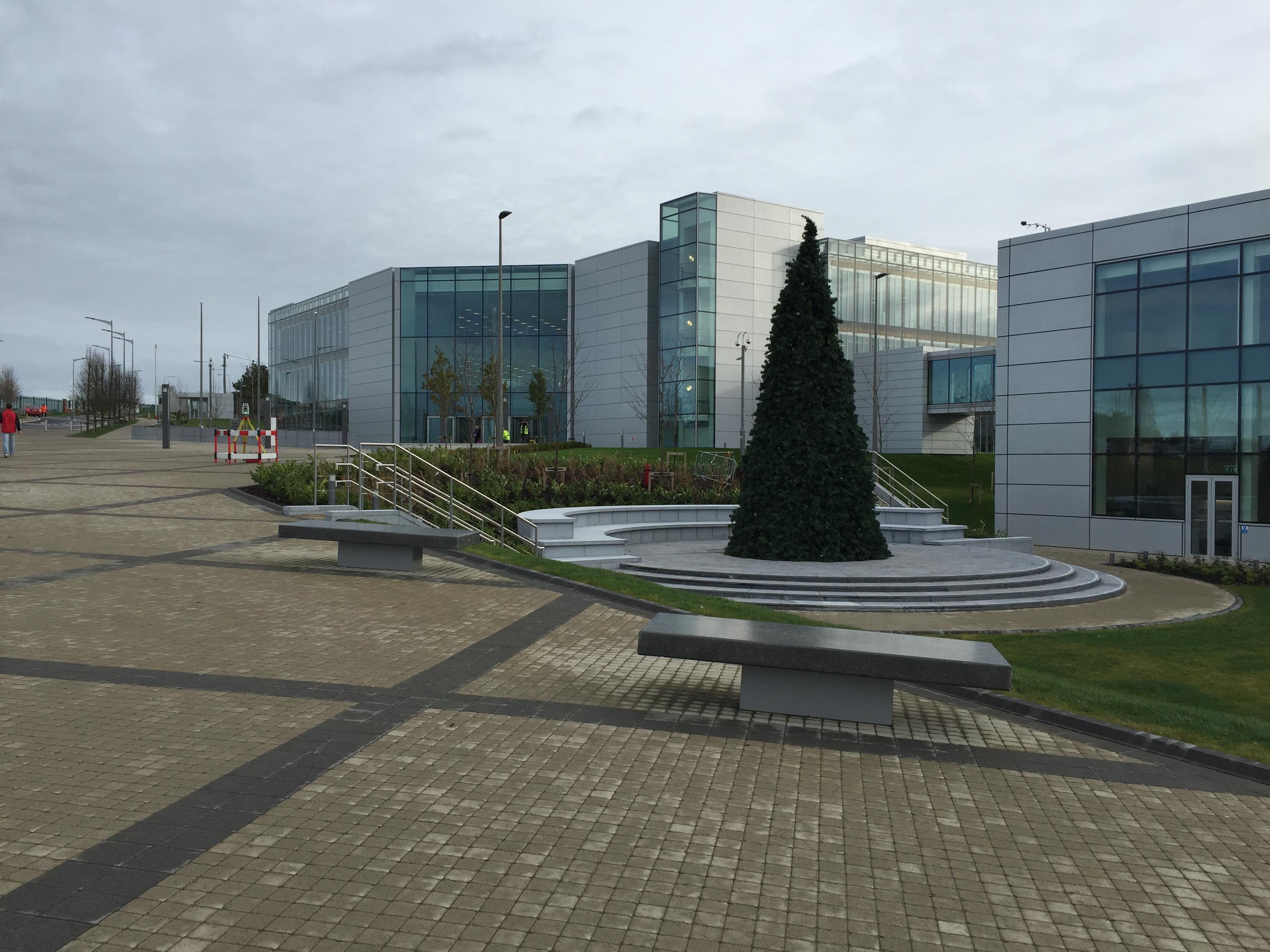 Apple Campus, Hollyhill Cork – McKeon Stone