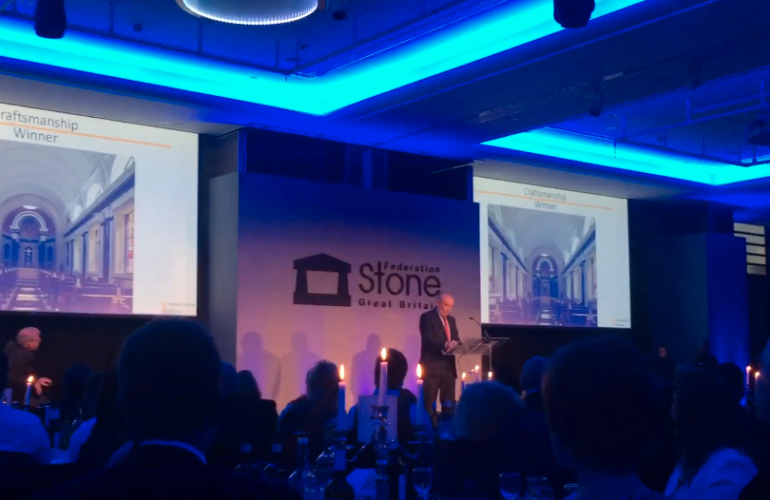 Natural Stone Awards – Stone Federation Great Britain