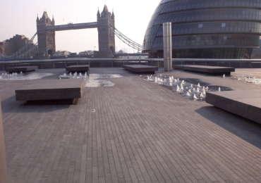 London , GLA building