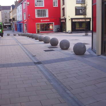 Tralee town Centre
