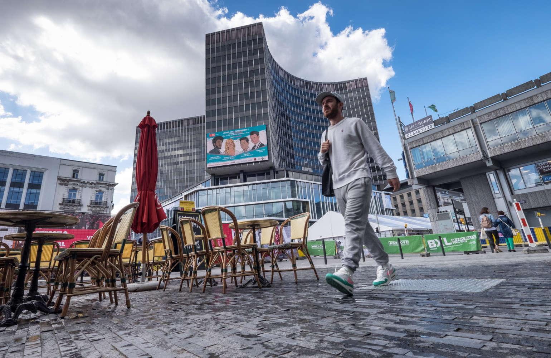 Brussels – Central Boulevards
