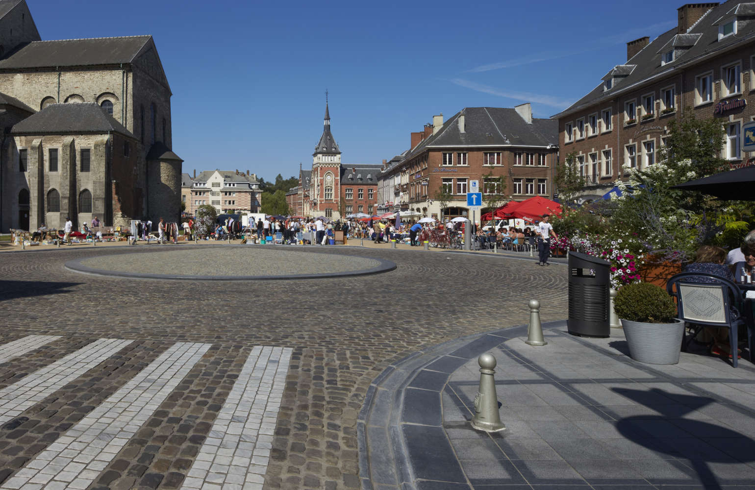 Nivelles – Centre (Grand Place)